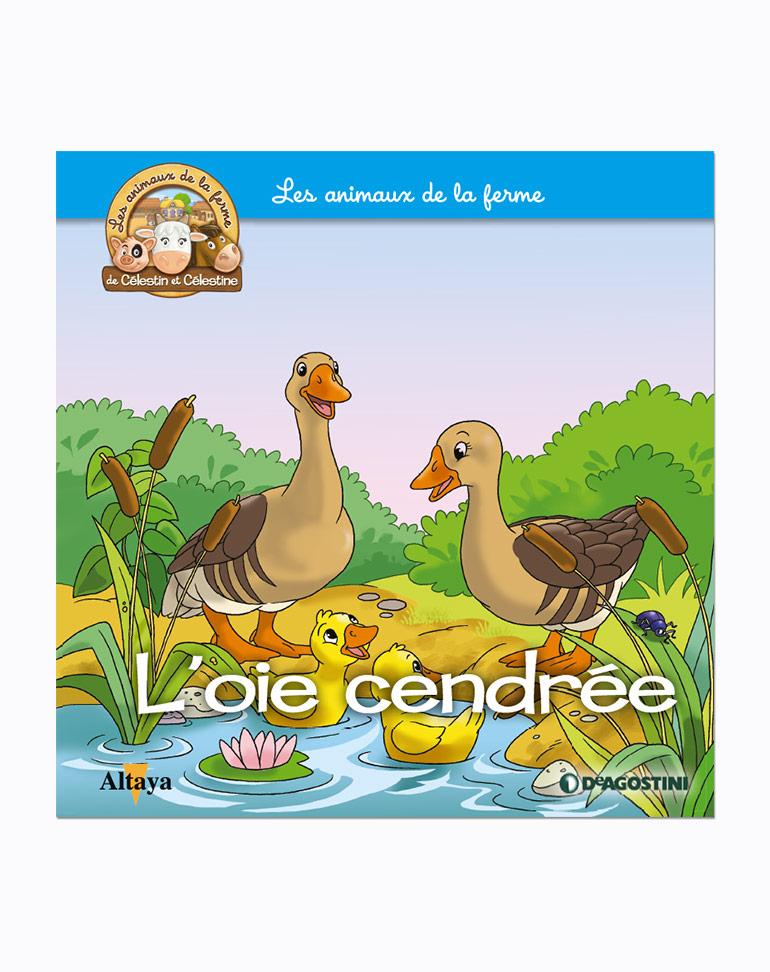 """Le livret 71: """"L%7oie cendrée"""" + miniatures"""
