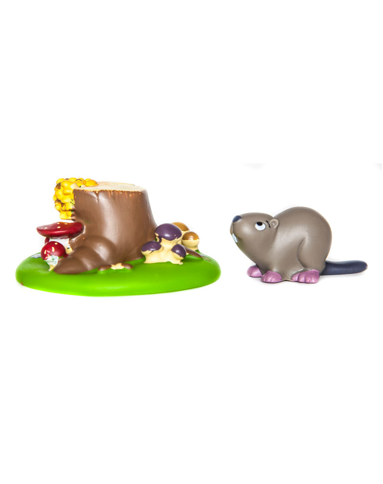 """Le livret 72: """"Les champignons"""" + miniatures"""