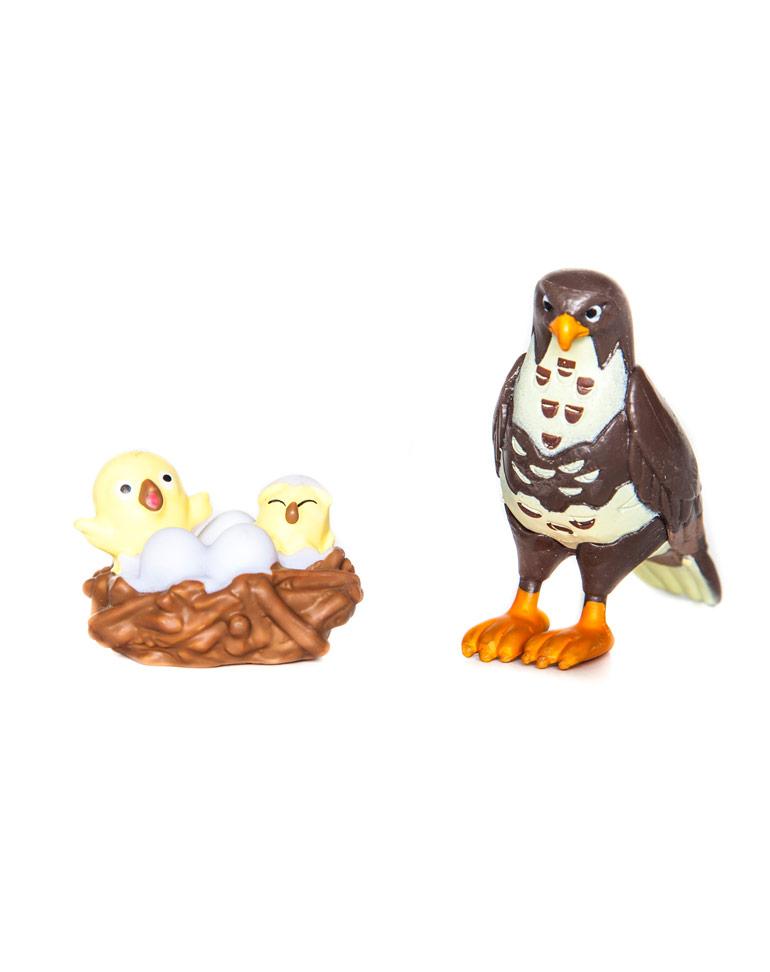 """Le livret 73: """"Le vautour"""" + miniatures"""