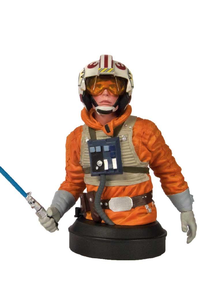 Fascicule 22 + Luke Skywalker