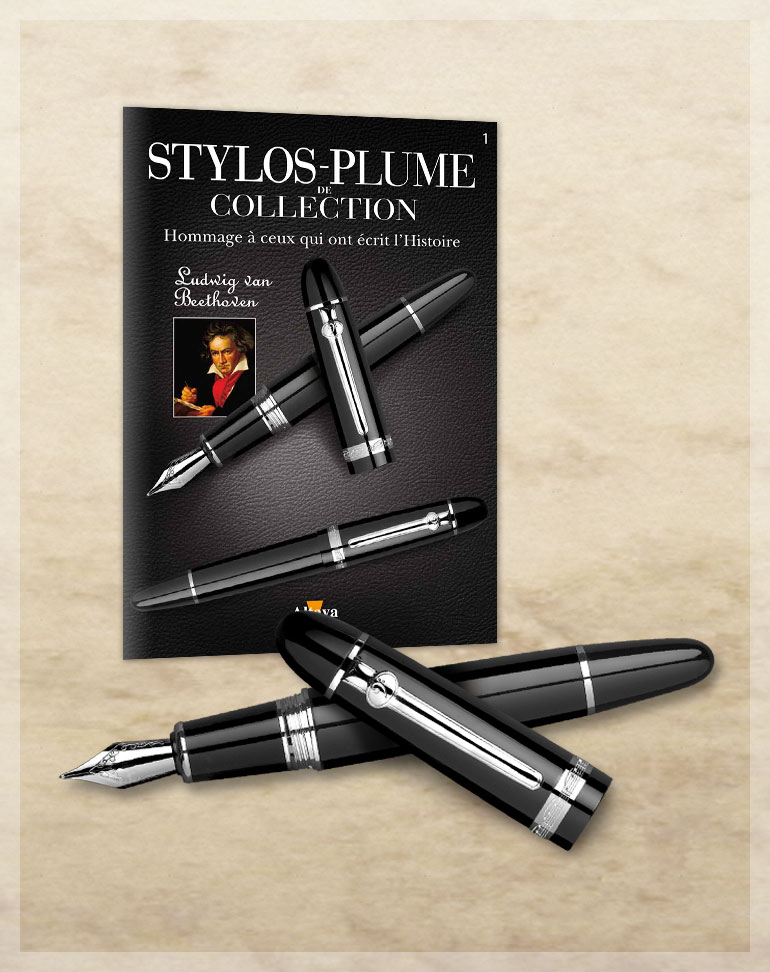 Fascicule 1 + Stylo Beethoven
