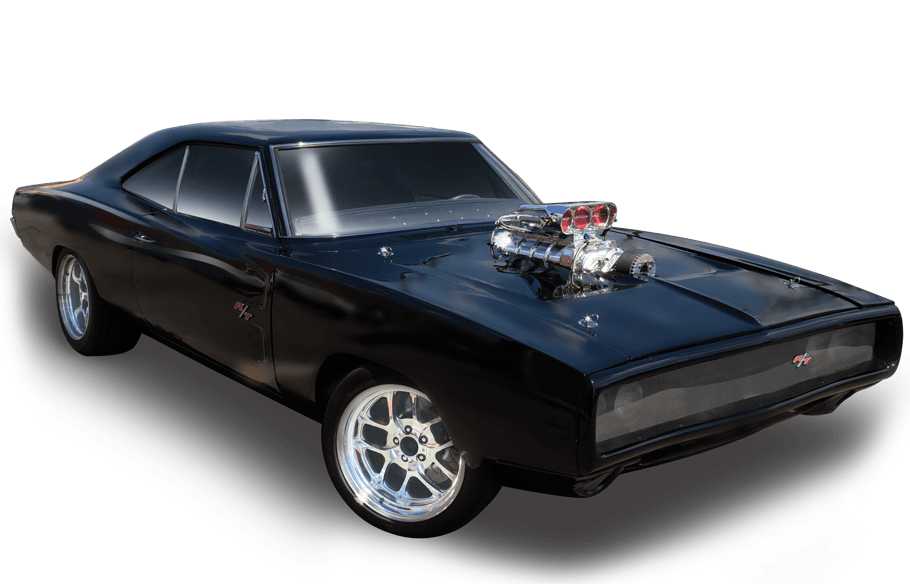 Dodge Charger R/T de Fast & Furious