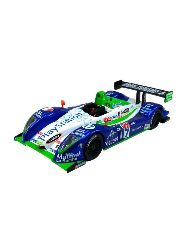 Pescarolo C60 Hybrid 24 Heures du Mans 2006 + FASCICULE 9