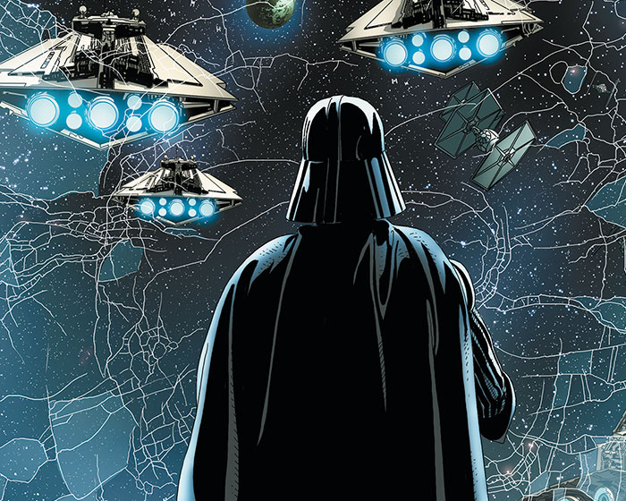 Les nouvelles aventures de la saga galactique