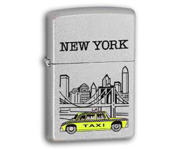 Fascicule 25 + Le Zippo New York