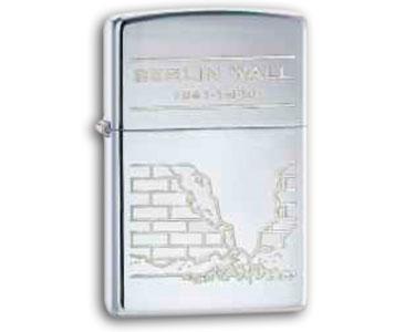 Fascicule 14 + Le Zippo Mur de Berlin