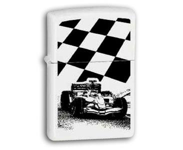 Fascicule 17 + Le Zippo Formula One Racecar