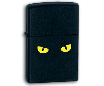 Fascicule 48 + Le Zippo Cat's Eyes