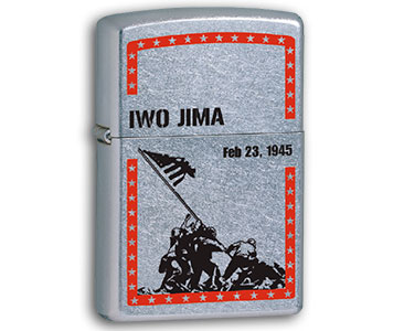 Fascicule 53 + Le Zippo Iwo Jima