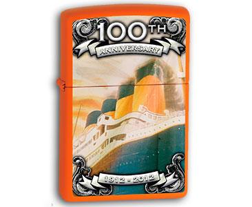Fascicule 57 + Le Zippo Titanic