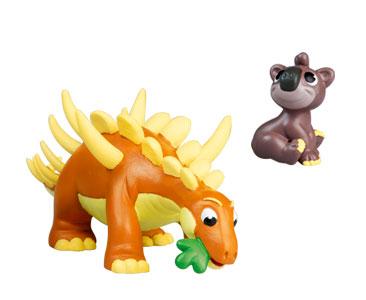 Le livret 37 : Le diprotodon + Le papa kentrosaure + Le bébé diprotodon