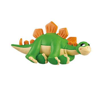 Le livret 60: La disparition des dinosaures + La maman stegosaurus