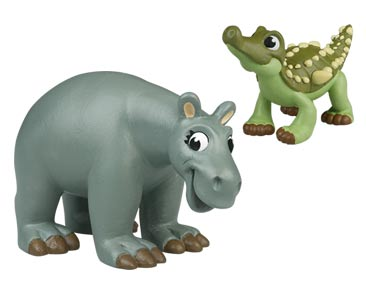 Le livret 75: Molly, que tu es belle ! + Le bébé desmatosuchus + La maman moropus