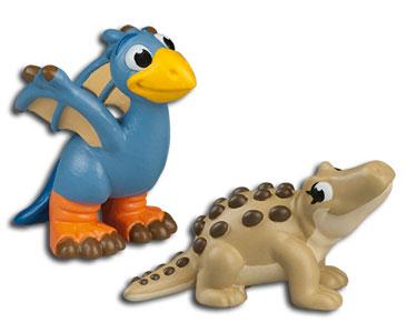 Le livret 79 : Une maison pour trois + le bébé mastodontosaure + le papa yi