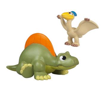 Le livret 68 : Terry ! Ou? es-tu ? + La maman pteranodon + Le bébé dimetrodon