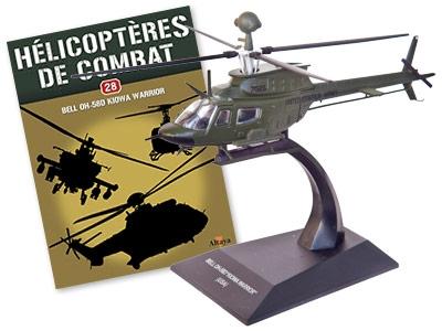 Fascicule 38 + BELL OH-58D KIOWA WARRIOR