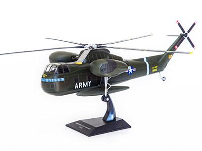 Fascicule 54 + SIKORSKY CH-37B MOJAVE