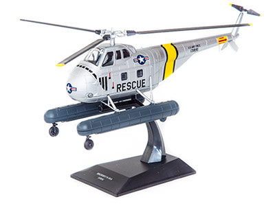 Fascicule 56 + SIKORSKY H-19A CHICKASAW