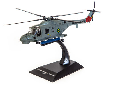 Fascicule 51 + WESTLAND AH-11A SUPER LYNX