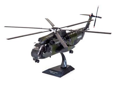 Fascicule 48 + SIKORSKY CH-53GA SEA STALLION