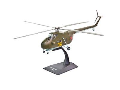 Fascicule 44 + MIL MI-4A HOUND