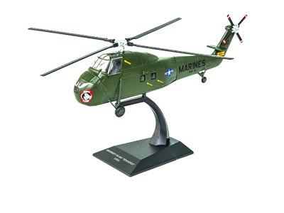 Fascicule 35 + SIKORSKY UH-34D SEA HORSE