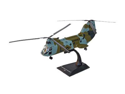Fascicule 19 + BOEING VERTOL CH-46E SEA KNIGHT