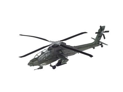 Fascicule 1 + McDONNELL DOUGLAS AH-64A APACHE
