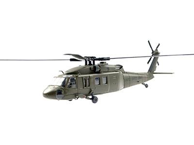 Fascicule 8 + SIKORSKY UH-60A BLACK HAWK