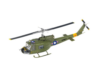 Fascicule 3 + BELL UH-1 IROQUOIS