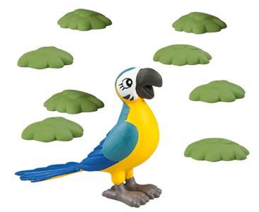 Le livret 58 : Le Toucan + La maman perroquet + Le baobab (2ème partie)