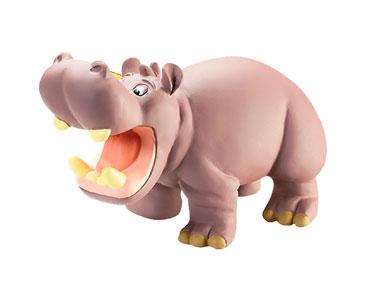 Le Livret 9 : L'Hippopotame + Le papa hippopotame