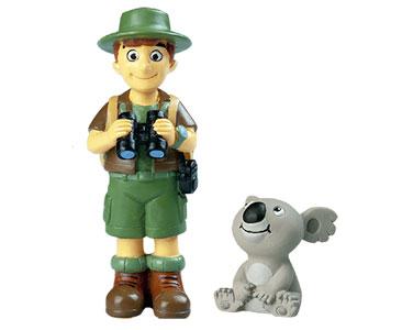 Le livret 13 : Le Ranger + Le papa ranger + Le bébé koala