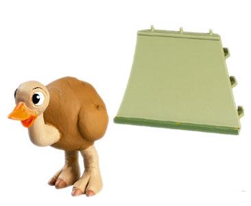 Livret 24 : Le Casoar + Le bébé autruche + La tente du ranger (3ème partie)