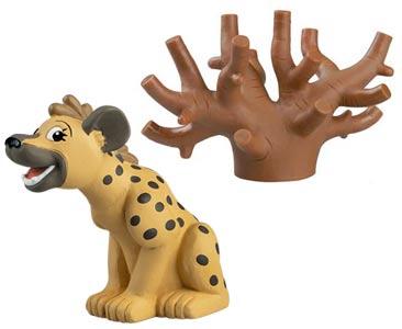 Le livret 59 : Le tapir + La maman hyène + Le baobab (3ème partie)