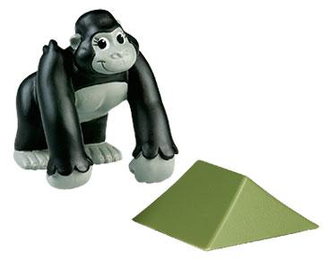 Livret 30 : La Civette + La maman gorille + La tente du ranger (5ème partie)