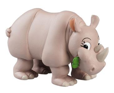 Le livret 47 : Le Babouin + La maman rhinocéros