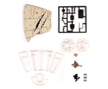 Fascicule 40 + pièces
