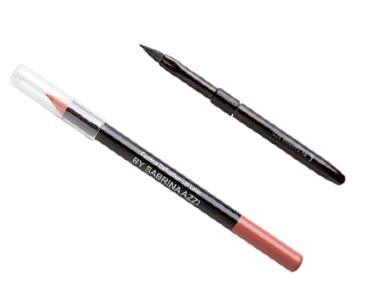 Le fascicule 69 + Le crayon à lèvres nude + Le pinceau à lèvres
