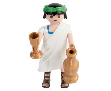 Le livret 47 : Les sages d'Athe?nes + 2 Fiches de jeu + Figurine