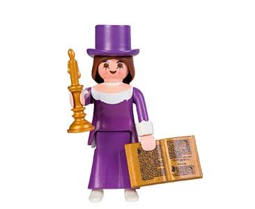 Le livret 65 : Mary Shelley + 2 Fiches de jeu + Figurine
