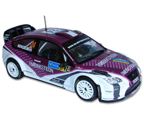 Ford Focus RS 07 WRC 2008 + fascicule 20