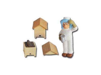 """Le livret 27: """"Les abeilles"""" + miniatures"""