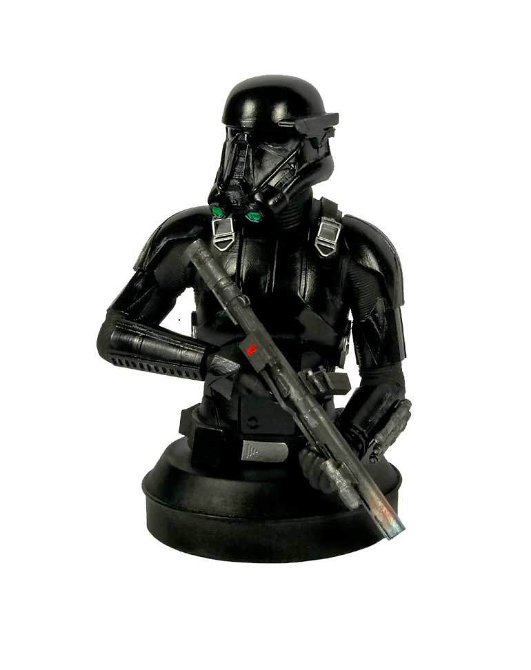 Fascicule 12 + Death Trooper