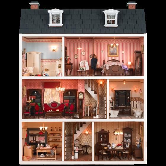 Uma casa completa