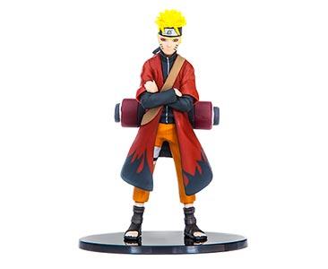 Fascículo + Naruto (modo Sennin)