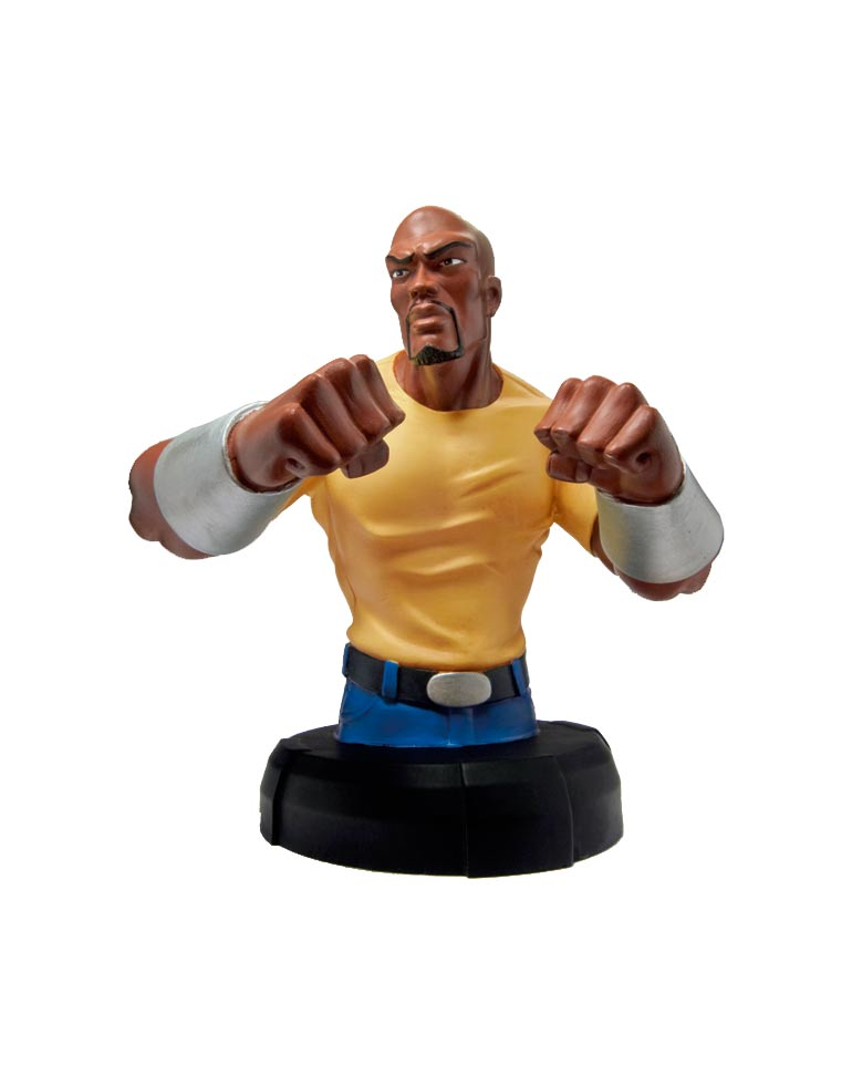 Fascículo + LUKE CAGE