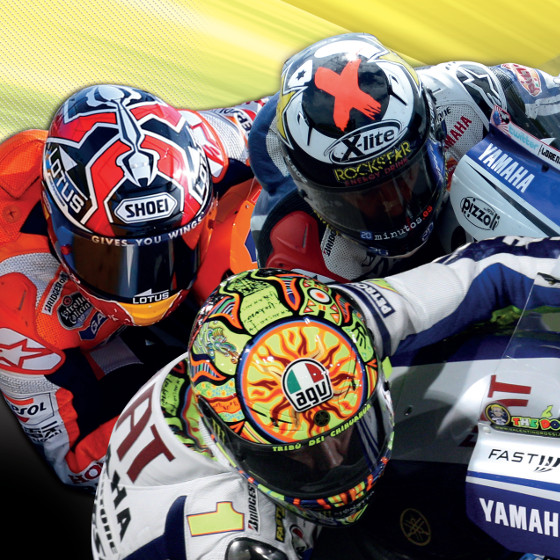 Coleção oficial MotoGP™