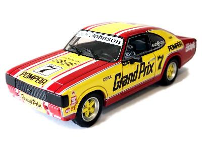 Fascículo + miniatura: Chevrolet Opala (1980) - Ingo Hoffman