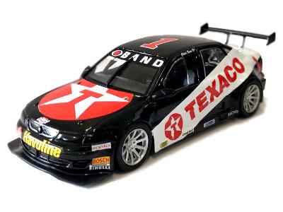 Fascículo + miniatura: Chevrolet Vectra (2000) - Chico Serra